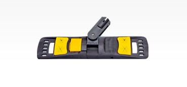 VERMOP Sprint Plus Halter, 40 cm, inkl. Clip, gelb, Inhalt: 1 Stück