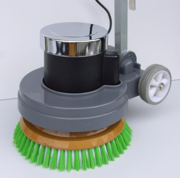 SPRINTUS EEM 13 R mit Bürsten Exenter-Einscheibenmaschine inkl. Padtreibteller
